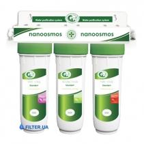 На зображенні Система ультрафільтрації Standart Green Line Наноосмос
