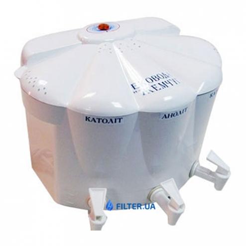 Фото 1 - На зображенні Іонізатор води Ековод 6-Жемчуг (з блоком стабілізації)