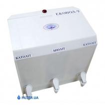 На зображенні Іонізатор води Эковод 9 (без блоку стабілізації)