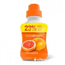 На зображенні Сироп Sodastream Pink Grapefruit 750 мл