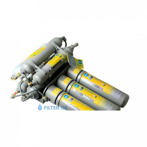 Фото 2 - На зображенні Фільтр зворотного осмосу Bluefilters New Line RO-8