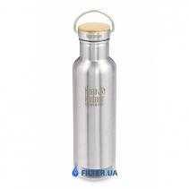 На зображенні Термофляга Klean Kanteen Reflect Insulated Brushed Stainless 592 ml