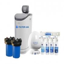 На зображенні Готове рішення очищення води з водопроводу Filter Compact